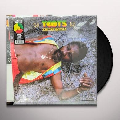 Toots & Maytals PRESSURE DROP - THE GOLDEN TRACKS (TRI-COLORED Vinyl Record