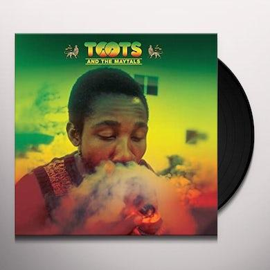 Toots & Maytals PRESSURE DROP - THE GOLDEN TRACKS (TRI-COLORED) Vinyl Record