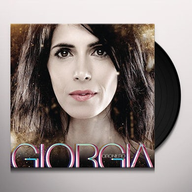 Giorgia ORONERO LIVE Vinyl Record