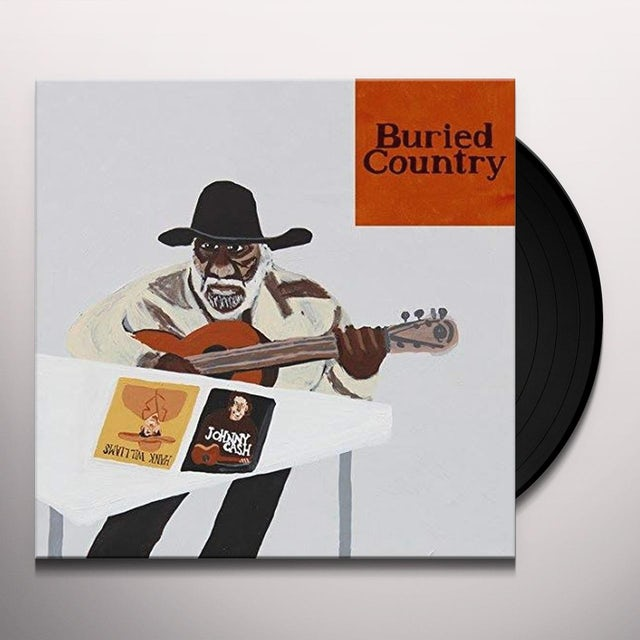 Buried Country: Anthology Of Aboriginal Country