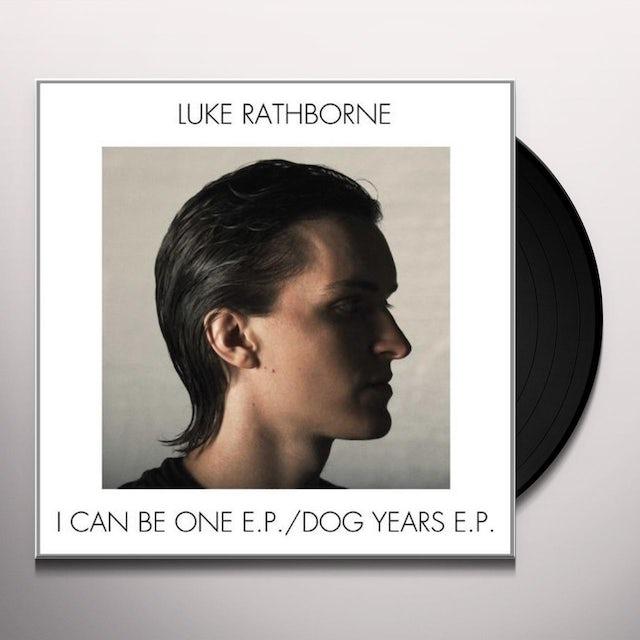 Luke Rathbone I CAN BE ONE & DOG YEARS Vinyl Record