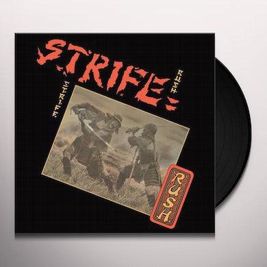 Strife RUSH Vinyl Record