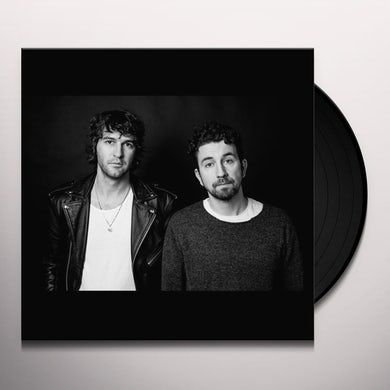Japandroids NEAR TO THE WILD HEART OF LIFE (GREY/BLACK SWIRL) Vinyl Record