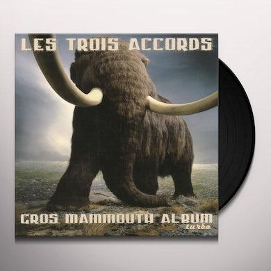 Les Trois Accords GROS MAMMOUTH ALBUM TURBO Vinyl Record