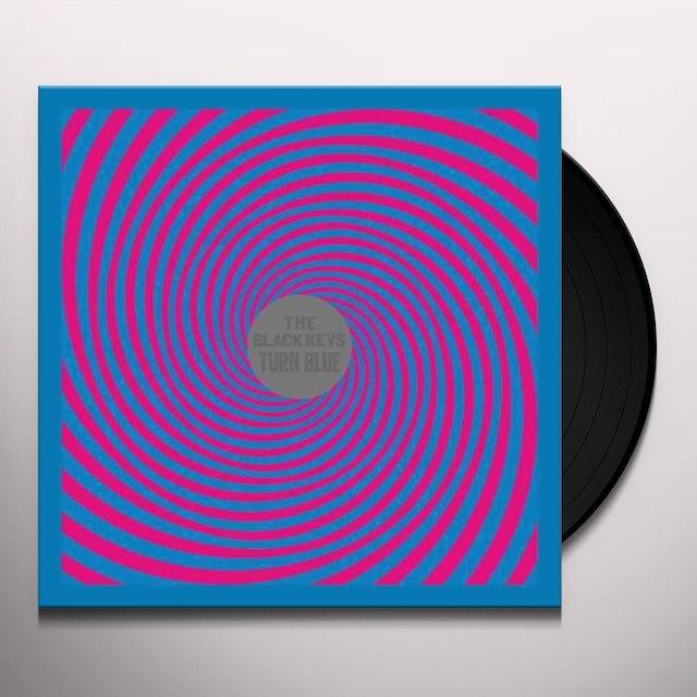 Black Keys TURN BLUE Vinyl Record