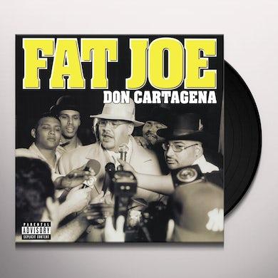 Fat Joe DON CARTAGENA Vinyl Record