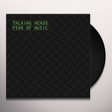 Talking Heads Fear of Music Vinyl Record