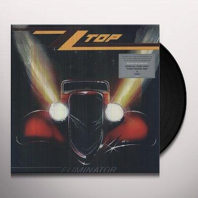 ZZ Top ELIMINATOR Vinyl Record