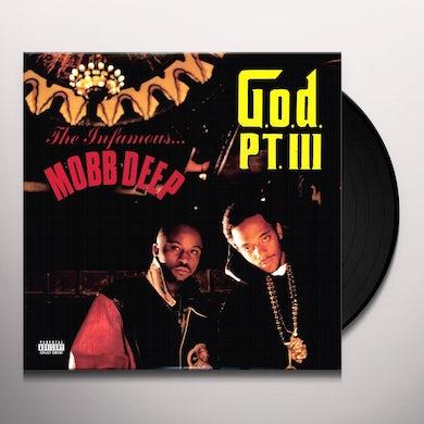 Mobb Deep G.O.D. PT.3 Vinyl Record