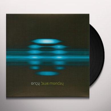 Orgy BLUE MONDAY Vinyl Record