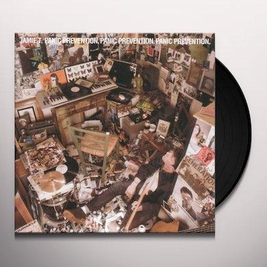 Jamie T PANIC PREVENTION Vinyl Record