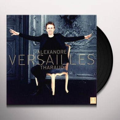 VERSAILLES (FRENCH BAROQUE MUSIC) Vinyl Record