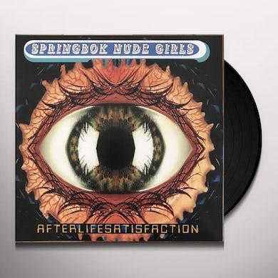 Springbok Nude Girls AFTERLIFE SATISFACTION Vinyl Record