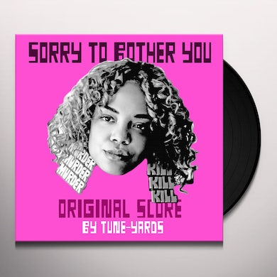 RSD-sorry to bother you (original score) Vinyl Record