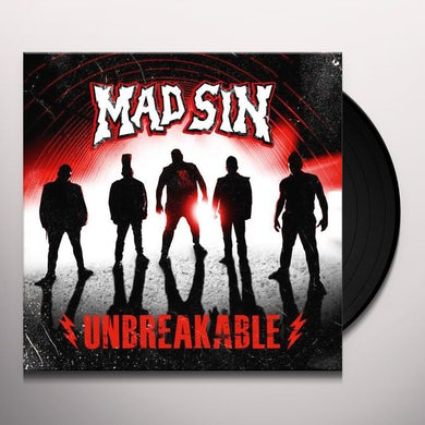 Mad Sin UNBREAKABLE Vinyl Record