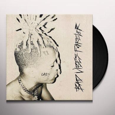 Xxxtentacion BAD VIBES FOREVER Vinyl Record