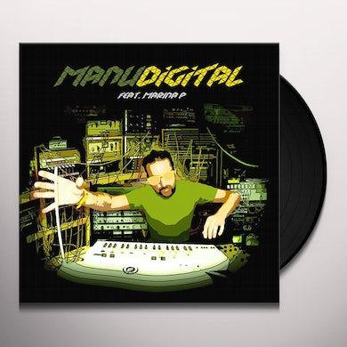 Manudigital  DIGITAL LAB 3 Vinyl Record
