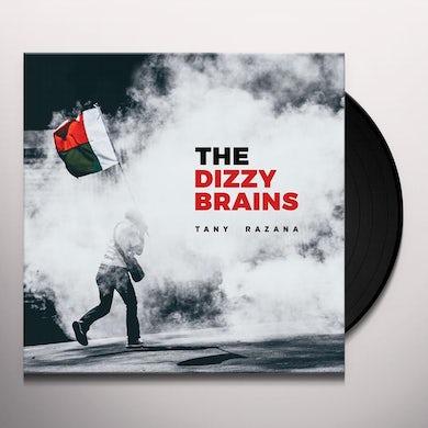Dizzy Brains TANY RAZANA Vinyl Record