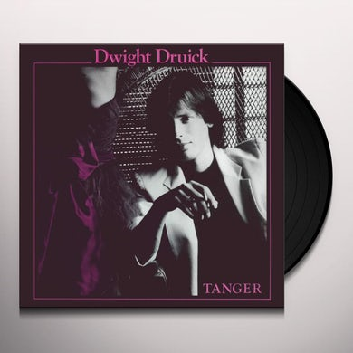 Dwight Druick TANGER Vinyl Record