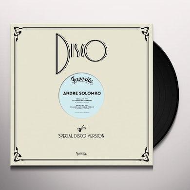 Andre Solomko RECALLING YOU Vinyl Record