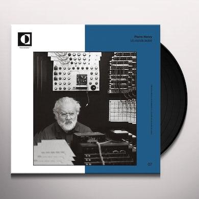 Pierre Henry UN MONDE LACERE Vinyl Record