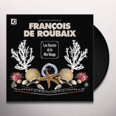 Francois De Roubaix LES SECRETS DE LA MERROUGE Vinyl Record