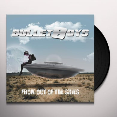 FROM OUT OF THE SKIES Vinyl Record