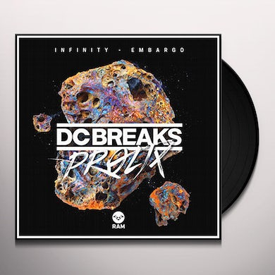 Dc Breaks & Prolix INFINITY / EMBARGO Vinyl Record
