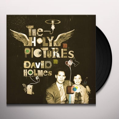 David Holmes HOLY PICTURES Vinyl Record