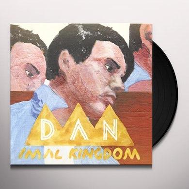 Danimal Kingdom VINYL SKIPPING EVER BACKWARDS/THROUGH THE ICE Vinyl Record - UK Release