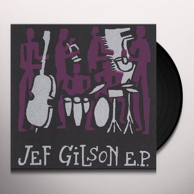Jef Gilson EP Vinyl Record - UK Release