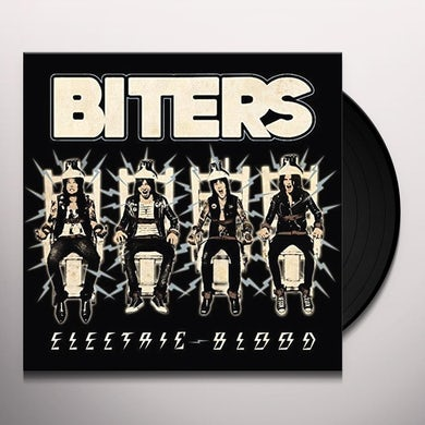 Biters ELECTRIC BLOOD Vinyl Record - UK Release