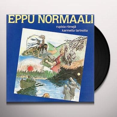 EPPU NORMAALI RUPISIA RIIMEJA KARMEITA TARINOITA Vinyl Record - Holland Release