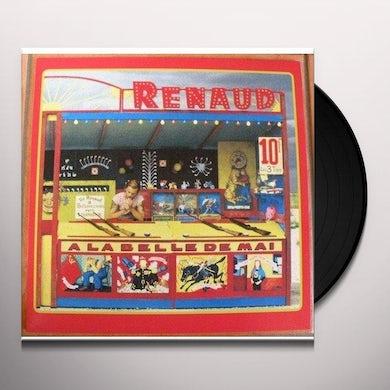 Renaud A LA BELLE DE MAI Vinyl Record