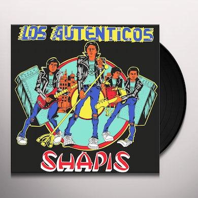 Los Shapis LOS AUTENTICOS Vinyl Record