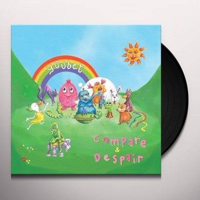 Youbet COMPARE & DESPAIR Vinyl Record