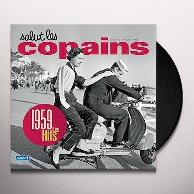 SALUT LES COPAINS 1959 Vinyl Record