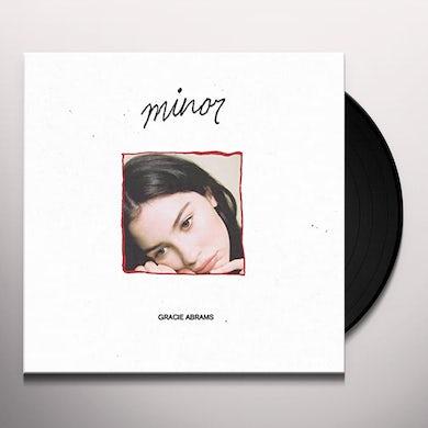 Gracie Abrams minor - EP (LP) Vinyl Record