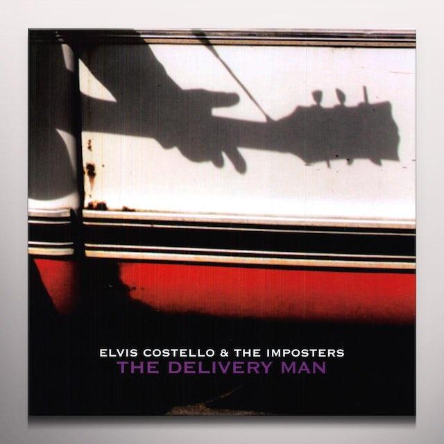 Elvis Costello DELIVERY MAN Vinyl Record