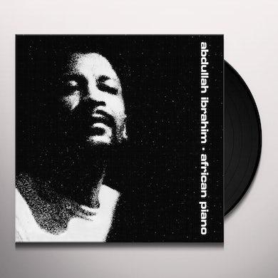 African Piano (LP) Vinyl Record
