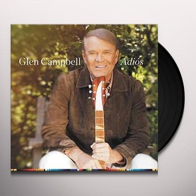 Glen Campbell Adios Vinyl Record