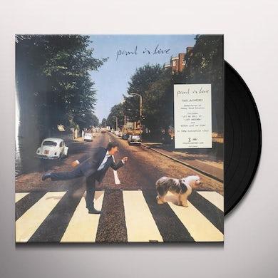 Paul McCartney Paul Is Live (2 LP) Vinyl Record
