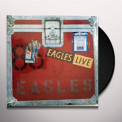 Eagles Live (2LP 180g Black Vinyl) Vinyl Record