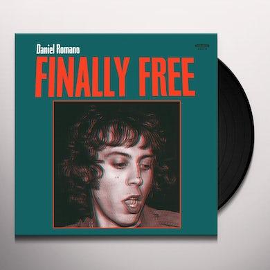Daniel Romano FINALLY FREE Vinyl Record