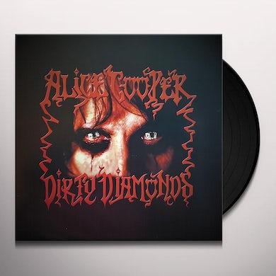Alice Cooper DIRTY DIAMONDS Vinyl Record
