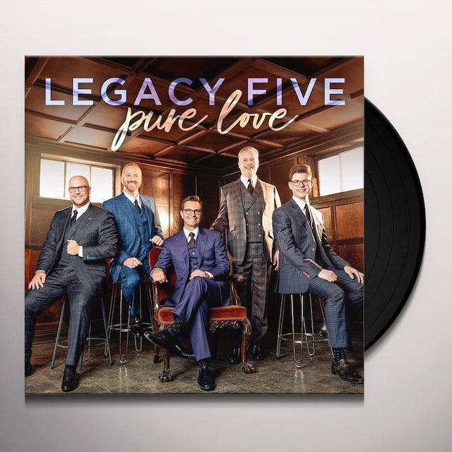 Legacy Five PURE LOVE Vinyl Record