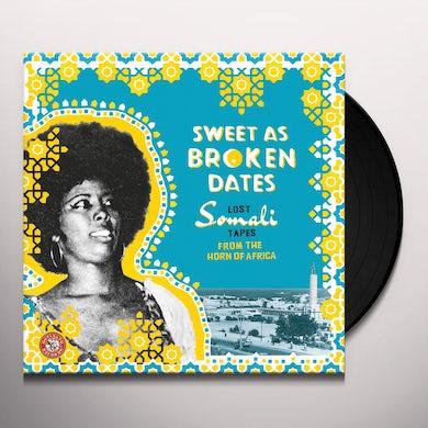 Sweet As Broken Dates: Lost Somali Tapes / Various Vinyl Record