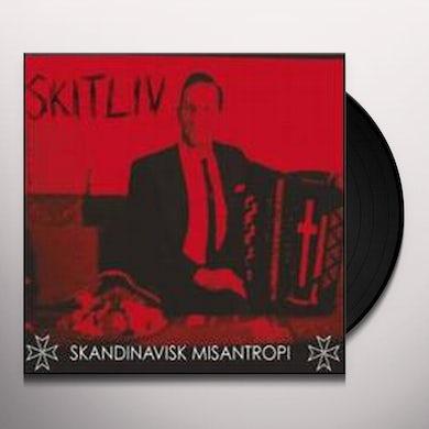 Skitliv SCANDINAVISK MISANTROPI Vinyl Record