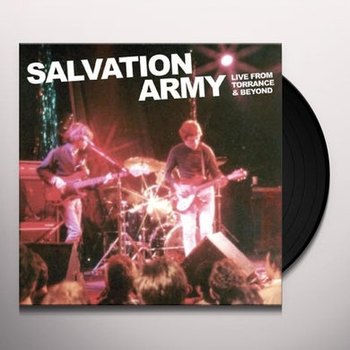 Salvation Army Live From Torrance And Beyond Vinyl Record