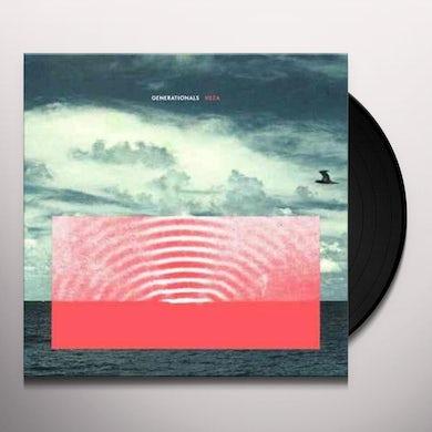 Generationals Heza Vinyl Record